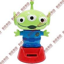 Toy Story 玩具總動員 三眼仔 BIG 太陽能公仔 太陽能 搖擺 公仔 汽車 座枱 擺設 裝飾 DISNEY 迪士尼 反斗奇兵 LGM Alien