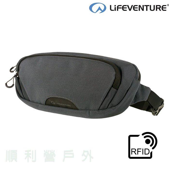 英國LIFEVENTURE  HP2 防掃描腰包 2.25L 56021 RFID 護照包 OUTDOOR NICE