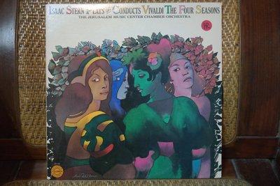 【大目標LP精品】ISAC Stern Plays Conducts Vivaldi The Four Seasons