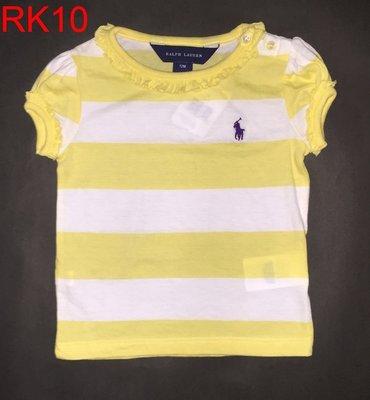 【西寧鹿】 Ralph Lauren Polo 12個月大 童裝 絕對真貨 美國帶回 可面交 RK10
