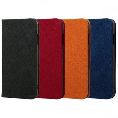 尼德斯Nydus 日本正版 Lamous 翻頁皮套 手機殼 可立式 可插卡片 磁扣式 4.7吋 iPhone7 -共4色