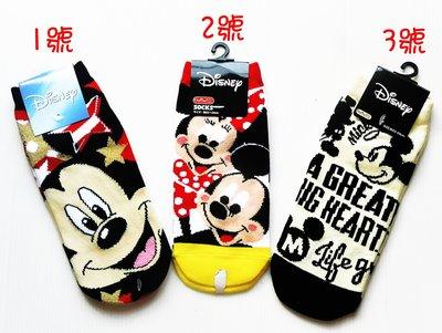 ♥獨樹衣閣♥ 帶回正品 Disney迪士尼米奇  米妮MICK 可愛 繽紛萌襪 短襪 襪子