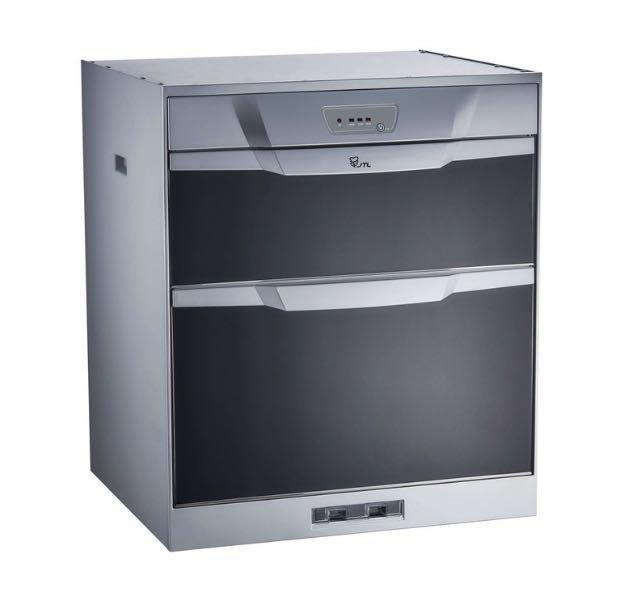 喜特麗 JT-3046Q / 3056Q 下嵌式烘碗機 臭氧殺菌 基本安裝加800