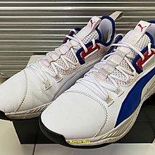 Puma Uproar Hybrid Court PA 白藍紅 192776-01 籃球鞋 US10.5 二手