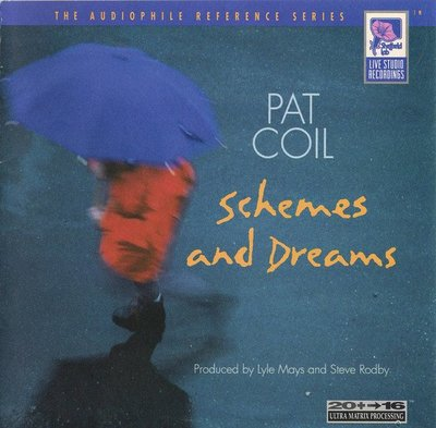 Sheffield Lab  Pat Coil- Schemes and Dreams CD