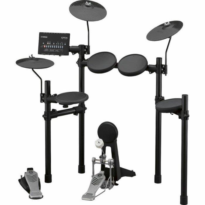 【六絃樂器】全新 Yamaha DTX452K 數位電子鼓 / 送原廠地毯 鼓棒 鼓椅