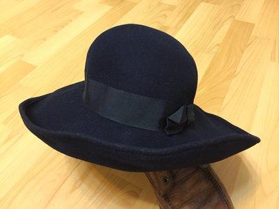Bermona Trend 毛呢紳士帽 英國倫敦 二手 老味 used 非new york hat GLAD HAND