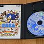 【小蕙館】PS2~ SEGA Super Stars SEGA超級明星 (純日版)