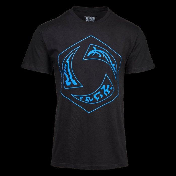 【丹】暴雪商城_Heroes of the Storm Nexus Logo 暴雪英霸 T恤 男版 女版 單一價