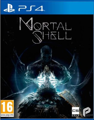 ◮林口歡樂谷◮PS4 Mortal Shell (歐版英文封面)(遊戲裡有中文)【現貨】