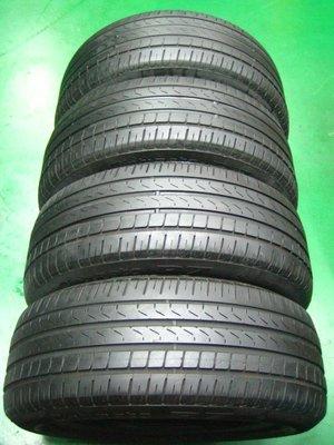 中古倍耐力輪胎 P7CINT 225/55/17 97Y  ***沒補過.失壓續跑胎 F10配車.羅馬尼亞製***