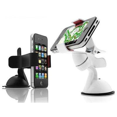 超強軟膠吸盤 車用手機架 手機夾 手機座 手機車架 手機支架 GPS導航支架 可移膠吸盤59元