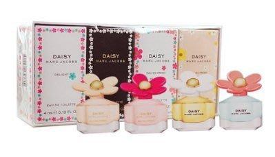 Jacobs DAISY 雛菊系列小香禮盒 4ml x 4入 雛菊禮盒 可免費包裝 ✪棉花糖美妝香水✪