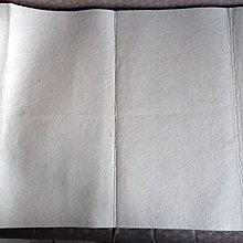 宇陞精品-米白/黑/灰色墊布/書畫書法氈/宣紙墊/書法墊/書法毯/國畫毯,防止墨水污染桌面-80*150cm