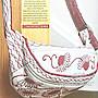 紅柿子【英文彩色版• PATCHWORK & QUILTING 2010 Issue 195拼布作品集】特售50元‧