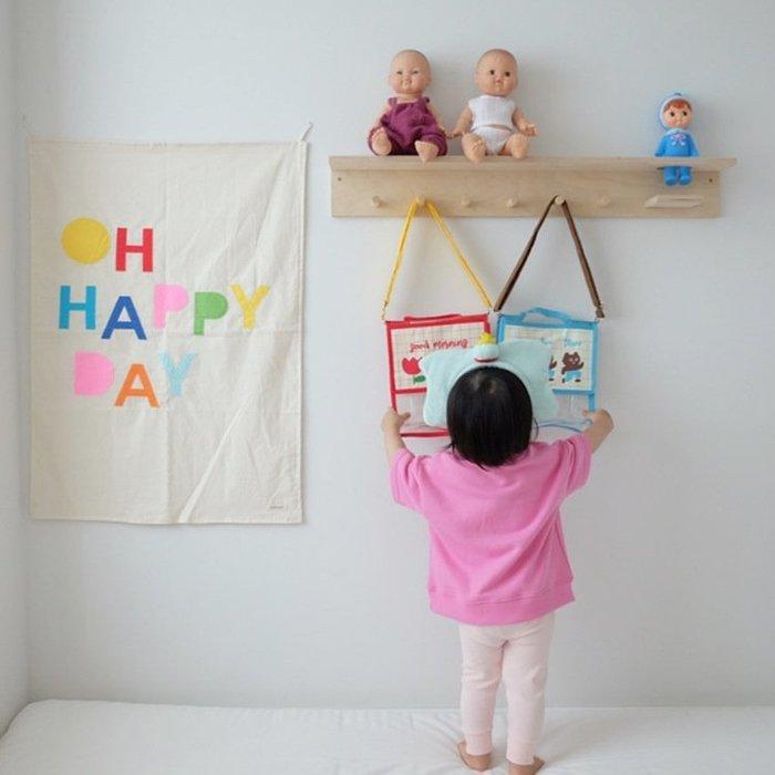 🙋韓國款✨兒童 拍照道具背景布 字母 掛飾 兒童書包 背包 透明背包 小熊包包 女孩男孩 寶寶 小網美 壽星 慶生