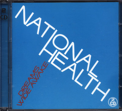 【弦外之音∮】National Health–Dreams Wide Awake/前衛搖滾稀有盤/2CD