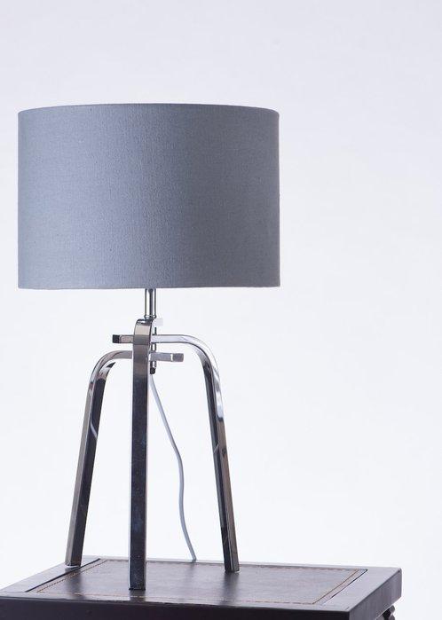 鉻金屬桌燈-BNL00002