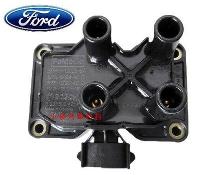 小俊汽車材料 FORD ESCAPE METROSTAR 2.0 FOCUS 1.6 正廠 考耳 高壓線圈 點火線圈