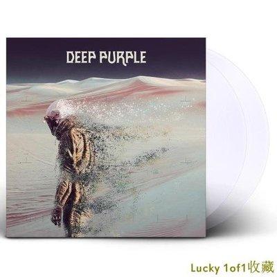 Lucky 1of1收藏Deep Purple Whoosh ! 限量 透明膠 2LP 黑膠 8.7發行
