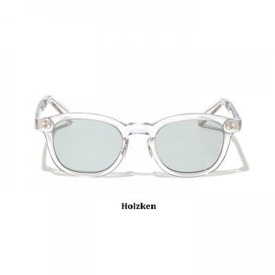 YELLOWS PLUS LEON 余文樂 MADNESS 聯名同款墨鏡 太陽眼鏡 眼鏡架 手工眼鏡 太陽眼鏡(透明色)