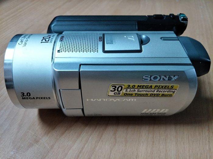 ☆手機寶藏點☆ SONY DCR-SR100 SR200 SR220 SR300 硬碟式 攝影機 十倍光學變焦 錄影