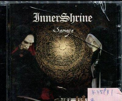 *真音樂* INNER SHRINE / SAMAYA 二手 K25941