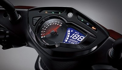 【車輪屋】YAMAHA 山葉原廠車殼 2014 新勁戰三代 3代 儀表蓋 碼表蓋 消光黑 亮黑 特價$500