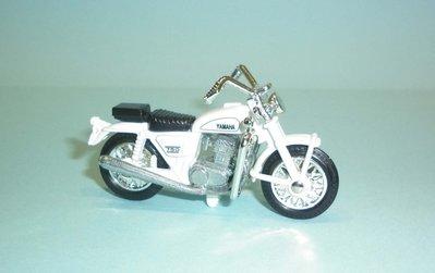 TOMICA MUSEUM YAMAHA 750 摩托車 絕版