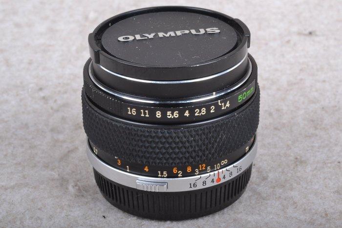 【品光攝影】Olympus OM G.ZUIKO AUTO-S 50mm F1.4 FH#58385J