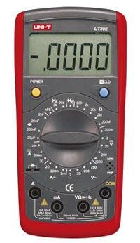 [捷克科技] UNI-T 優利德 UT 39E 專業數位萬用電錶 20000 counts 專業電錶儀錶