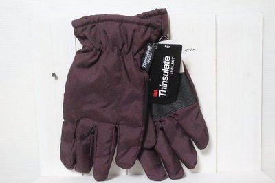 天使熊小鋪~日本帶回3M快速保暖手套 Thinsulate手套 時尚OL防風手套 -原價1590