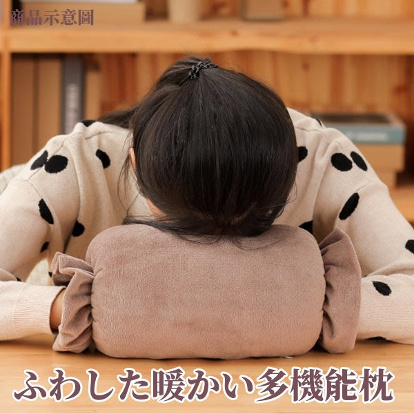 抱枕 韓國流行糖果暖暖抱枕 靠枕 枕頭 午睡枕 墊子 布偶 保暖 手套 居家用品 寢具【ZHW002】收納女王