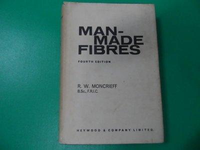 大熊舊書坊- MAN-MADE FIBRES-107