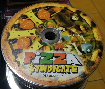 PC GAME_ Pizza Syndicate快餐大亨 /2手