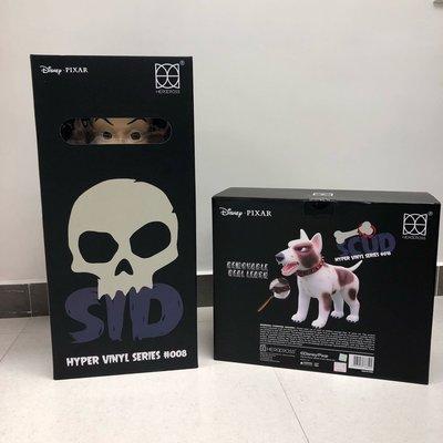 HEROCROSS SID Set 阿薜及阿德 Toy Story