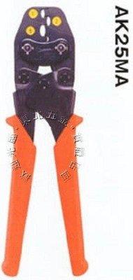 附發票 [東北五金] 日本蝦牌LOBSTER AK25 MA 絕緣閉端子用 壓著端子鉗 壓著鉗
