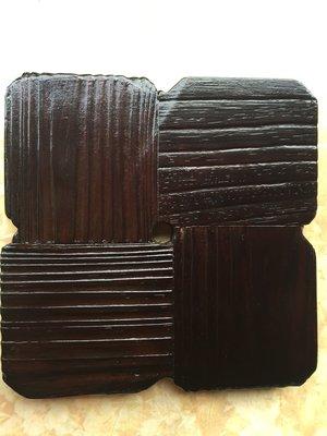 手做木製墊子
