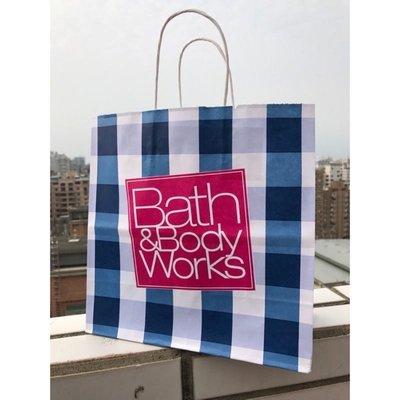 美國帶回 Bath & Body Works 禮品袋 紙袋 禮盒袋 購物袋 手提袋 包裝袋 送禮袋 商用袋