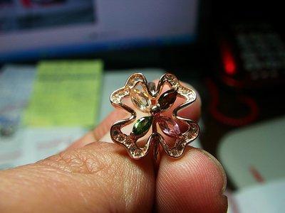 **結緣水晶**超優質,清透漂亮,天然碧璽戒指,款式都不一樣,喜歡的參考看看,全館特賣免運費唷(12)