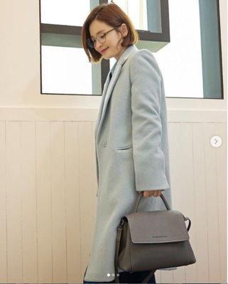 小金*韓國代購*韓劇機智醫生生活2 蔡頌和同款 MANDARINA DUCK 品牌 VIOLA 側背包/手提包~預購中