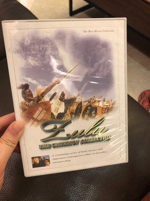 粗魯戰爭  LUKU THE CRITERION COLLECTION DVD 非出租店出售 有中文字幕