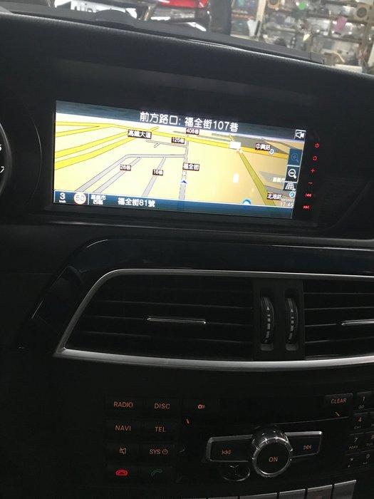 【嘉義.新動力汽車音響】BENZ賓士專用Android主機 W204 w205 w212