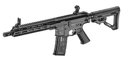 【原型軍品】全新 II ICS CXP-MMR SBR 短管步槍 MTR托 電動槍 EBB 黑色