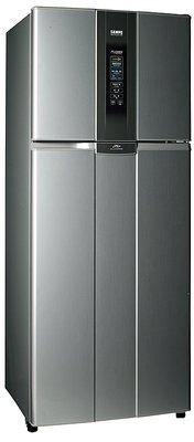 【可可電器】SAMPO聲寶 530L 變頻負離子雙門冰箱 SR-L53D / SRL53D《來電享優惠》
