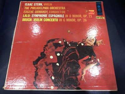 開心唱片 (ISAAC STERN / VIOLIN) 二手 黑膠唱片 DD291