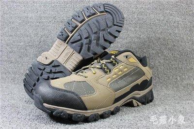 防滑耐磨橡膠大底男女款戶外徒步透氣旅游登山鞋 BQ567