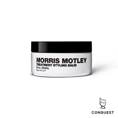 【 CONQUEST 】Morris Motley Treatment Styling Balm 霧面光澤髮泥 強力塑型