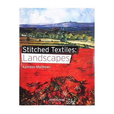 Stitched Textiles: Landscapes  縫制紡織品:景觀 通過精湛的縫制技術 在織布中縫制出美麗的景觀