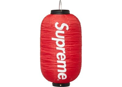 「Rush Kingdom」代購 Supreme Hanging Lantern Red 燈籠